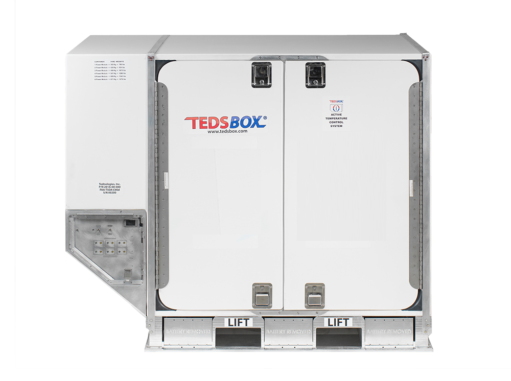 RKN Cold Chain Solution Tedsbox
